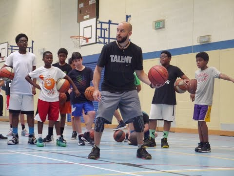 Elite Skills Clinic with Coach Maitland (May 2017)