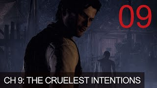 The Evil Within Chapter 9 The Cruelest Intentions Walkthrough Gameplay