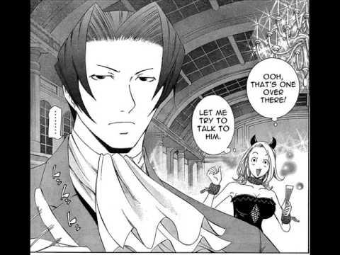 Miles Edgeworth Ace Attorney Manga English Part 1
