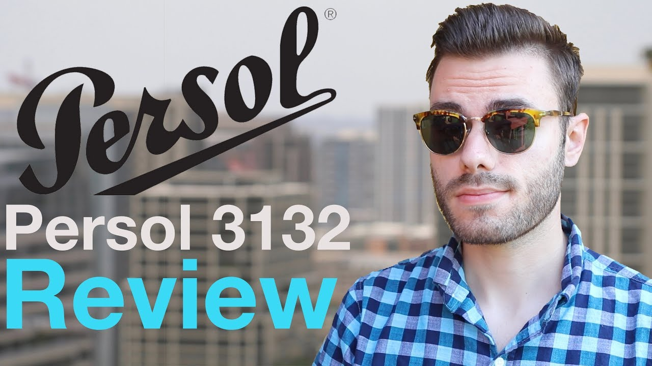 8d87994b6691 Persol Clubmaster PO 3132 Review - YouTube