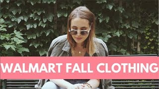 WALMART FALL COME SHOP WITH ME- Clothing, Shoes, Accessories | xoxo, Paige Olivia