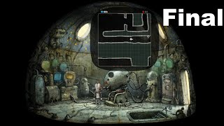 Let's Play Machinarium #11: Retribution, Rescue and Escape