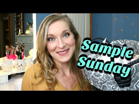 Sample Sunday ~ Feat. Limelight, Perfectly Posh & LipSense