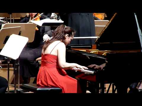 Ana Marija Markovina, Grieg a-moll Konzert 1. Satz