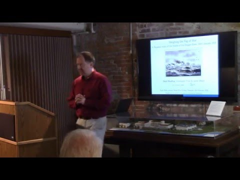 8 Bells Lecture | Niall MacKay: A Bayesian study of the Battle of the Dogger Bank
