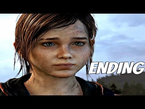 The Last Of Us - Final Boss & Ending (PS4 Pro)