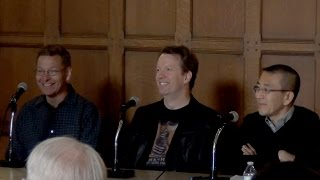 Writing Popular Books About Science - Brown, Carroll, Ooguri - 4/7/2015