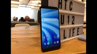 HTC U12 Life Review - Youngster