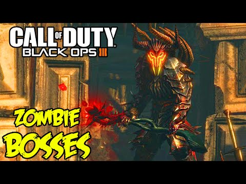 """Black Ops 3"" Boss Zombie Theories & Zombies Ideas (Call of Duty Black Ops 2 Gameplay)"