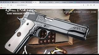 top ten best 1911 gun manufactures 2018