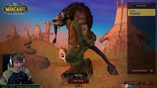 CHCĘ POGRAĆ W HORDZIE - #1 Classic World of Warcraft