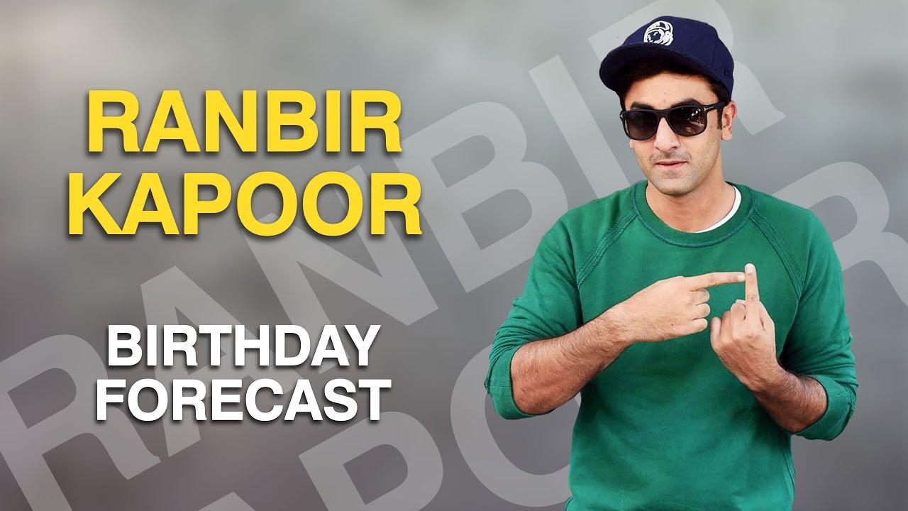 Ranbir kapoor birthday forecast by ganeshaspeaks youtube geenschuldenfo Images