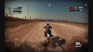 FUEL (PC): Bikes Race