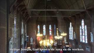 Lied ter ere van Sint Jozef