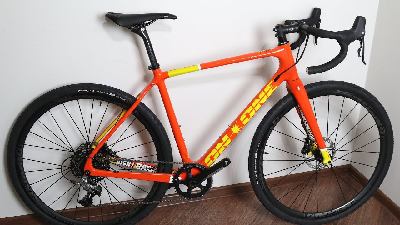 On One – Bish Bash Bosh – mój nowy rower (live) // Rowerowe Porady
