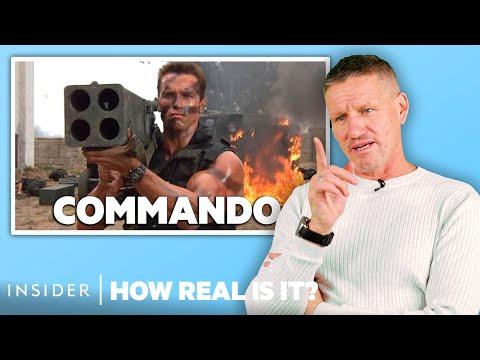 SAS Soldier Breaks Down 11 Military Scenes | How Real Is It?