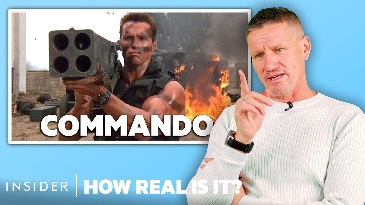 Download SAS Soldier Breaks Down 11 Military Scenes | How Real Is It?