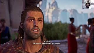 Gabe - Assassins Creed Odyssey 240 - O Guardião, Um Matador; Boas Notícias (Destino de Atlântida)