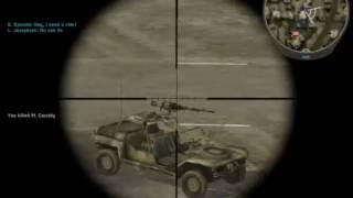 Headshot Compilation - Battlefield 2