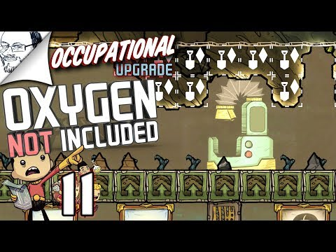 Selbstgemachte Hungersnot #11 💨 OXYGEN NOT INCLUDED S02 Occupational | Gameplay German
