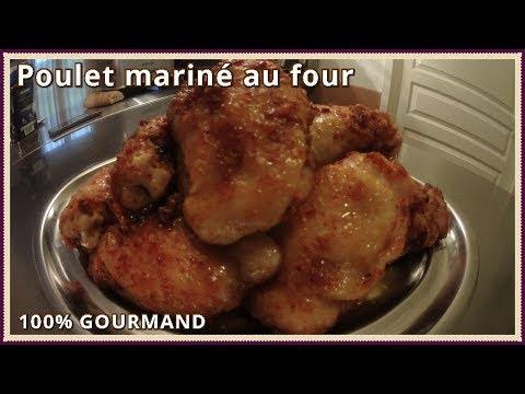 poulet-mariné-au-four