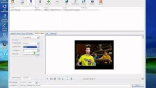 Видео урок  как кодировать видео для телефона samsung s5230 star спомощьюXMedia Recode