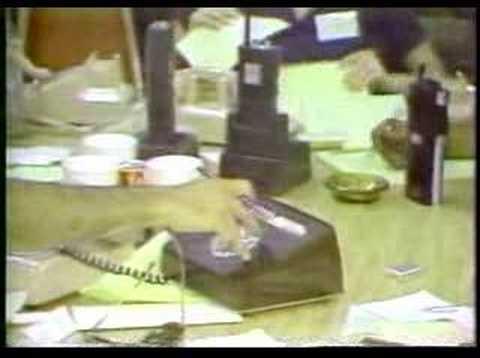 Harvey's Casino Bombing News Report