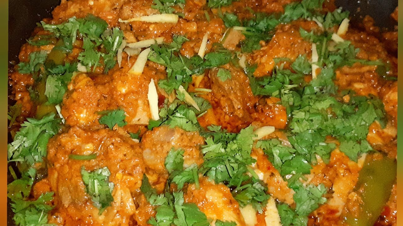 Easy Recipe Of Chicken Karahi | Dhabba Style Chicken Karahi At Home | Recipe By CHAAT PATAA