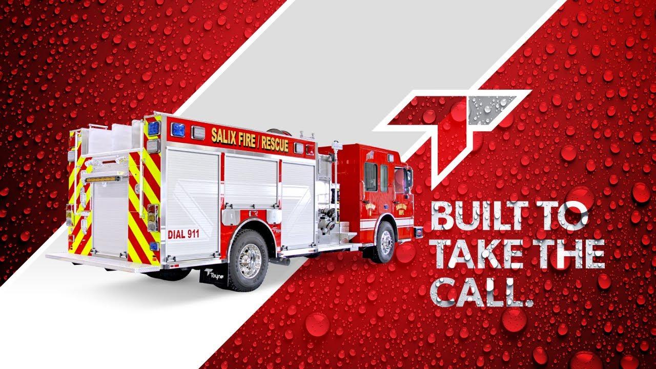 Fire Apparatus Manufacturer | Toyne, Inc