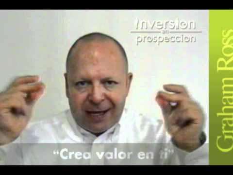 Inversión en Prospección - Crea valor en ti.