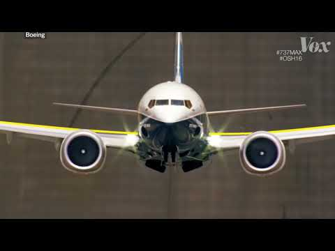 Почему падает Боинг 737 Max