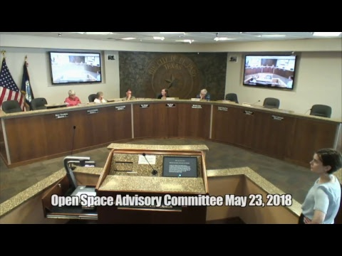 Open Space Advisory Committee