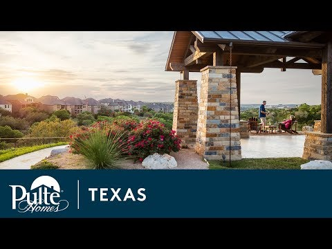 New Homes In Austin | Sweetwater | Home Builder | Pulte Homes