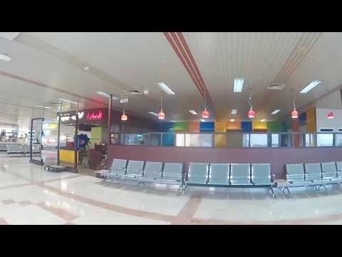 A Glimpse Of  Muscat International Airport, Oman