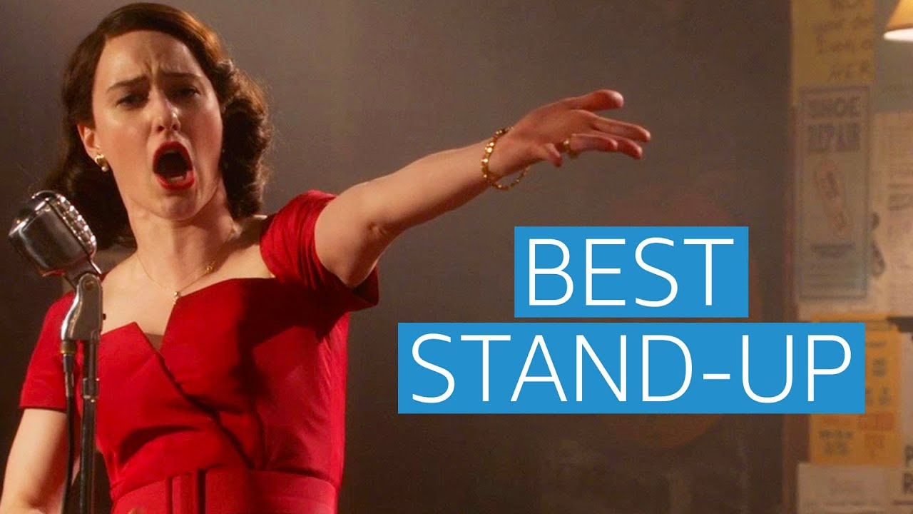 Download The Most Marvelous of Mrs Maisel's Stand Up | Prime Video