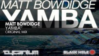 Matt Bowdidge - Yamba