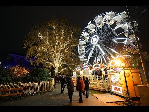 Top Christmas Markets In Austria 4K