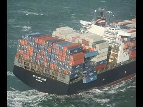 Accidents With Container Ships Cargo Ship Accidents