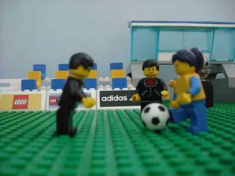 Inazuma eleven lego youtube - Lego inazuma eleven ...