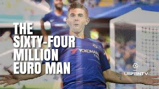 USfanTV: Christian Pulisic signs with Chelsea
