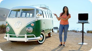 Win a Vintage 1964 Volkswagen Bus in Our Car Sweepstakes // Omaze