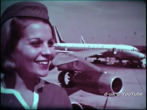Alitalia Airlines - Destination: The World - Thousands of Experts (1964) [English subtitles]
