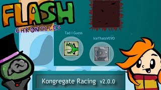 Kongregate Racing: Flash Chronicles