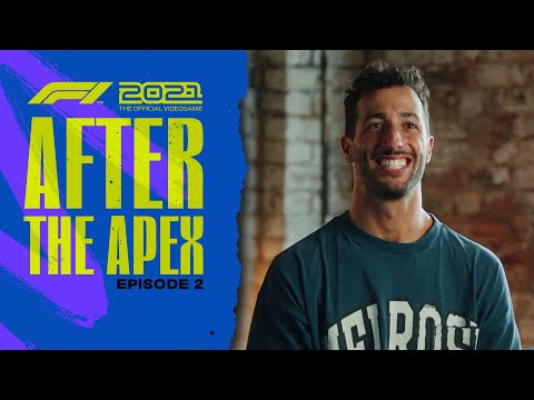 F1® 2021 | After the Apex - Daniel Ricciardo (Episode 2)