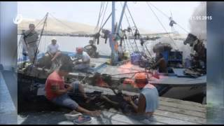 Indonesia Sinks 41 Foreign Boats To Deter Illegal Fishing