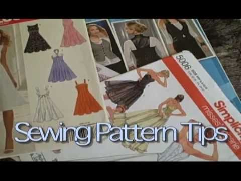 sewing pattern series stay stitching youtube. Black Bedroom Furniture Sets. Home Design Ideas