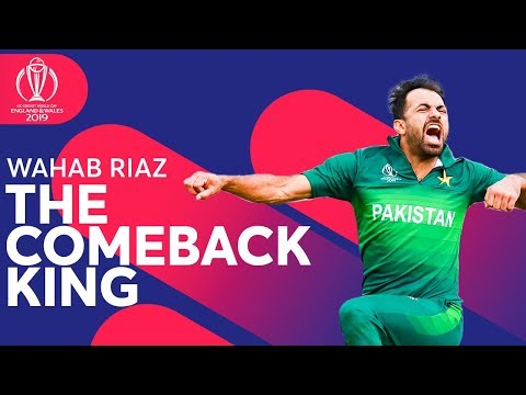 "Wahab Riaz - ""We Have Nothing To Lose"" 