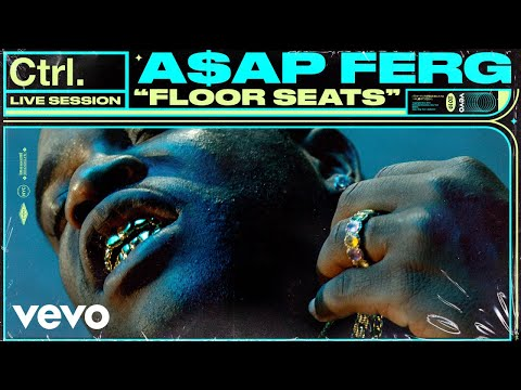 "A$AP Ferg - ""Floor Seats"" Live Session"