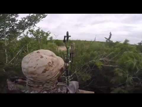Jacob Gomez Bow Hunting South Texas