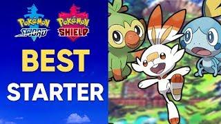 BEST STARTER POKEMON! - Pokemon Sword And Shield